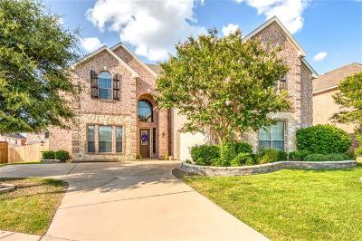 Keller Single Family Home Active Option Contract: 205 Longford Court