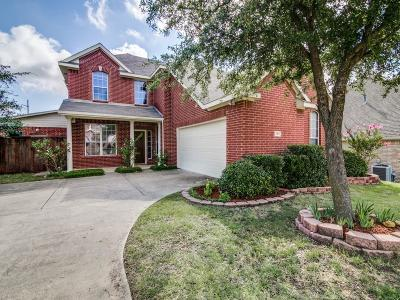 Garland Single Family Home Active Contingent: 1401 Springside Drive