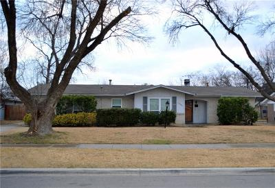 Farmers Branch  Residential Lease For Lease: 12622 Templeton Trail