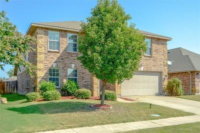 Lavon Single Family Home For Sale: 487 Eisenhower Lane