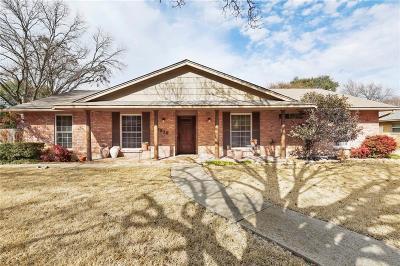 Dallas Single Family Home For Sale: 7939 Woodstone Lane