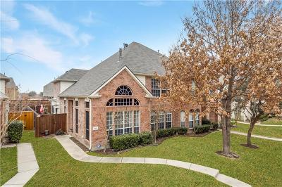 Frisco Townhouse Active Option Contract: 6895 Winston Drive