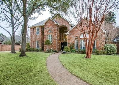 Plano Single Family Home For Sale: 5100 Longwood Court