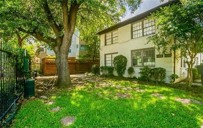 Dallas Multi Family Home For Sale: 5209 Capitol Avenue