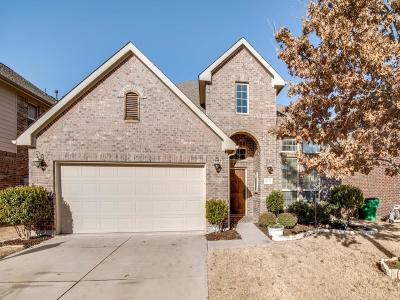 Mckinney Single Family Home Active Option Contract: 10624 Leesa Drive