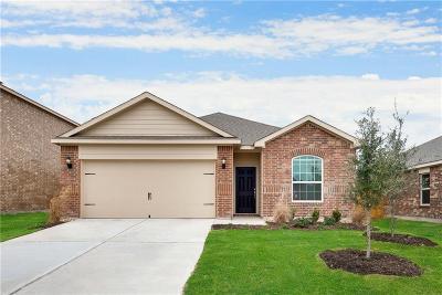 Anna Single Family Home For Sale: 120 Curt Street