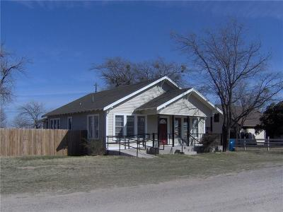 Eastland County Single Family Home For Sale: 1014 W 5th