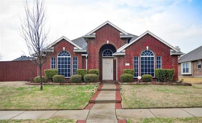 Allen Single Family Home For Sale: 1111 Shady Brook Drive