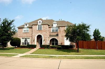 Frisco Single Family Home For Sale: 9767 Hawks Landing Drive