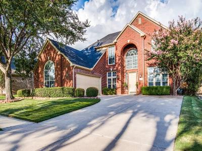 Mckinney Single Family Home For Sale: 209 Prism Lane