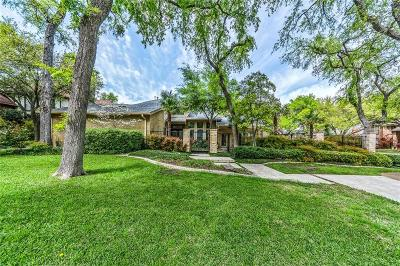 Richardson Single Family Home For Sale: 200 Crooked Creek Drive