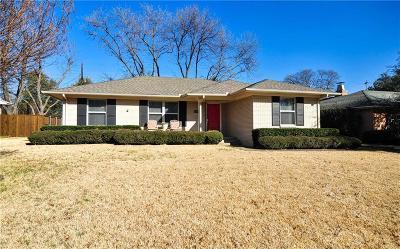 Dallas Single Family Home For Sale: 6245 Saratoga Circle