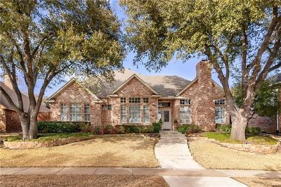Carrollton Single Family Home For Sale: 1022 Wiltshire Drive