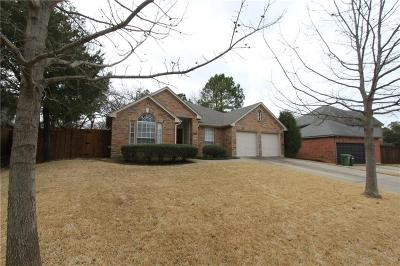 Grapevine Single Family Home For Sale: 2149 Sandell Drive