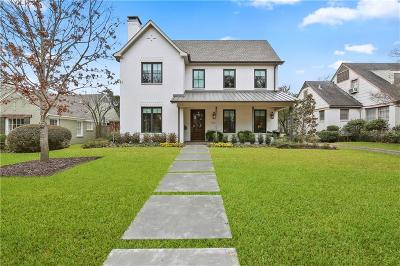 Single Family Home For Sale: 7022 Meadow Lake Avenue