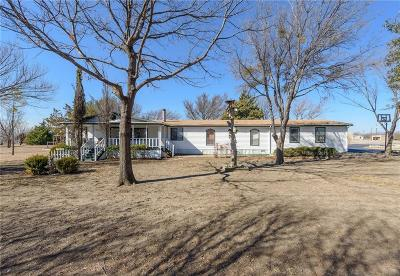 Justin Single Family Home Active Option Contract: 13589 Sam Reynolds Road