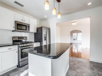 Dallas Single Family Home For Sale: 1421 El Campo Drive