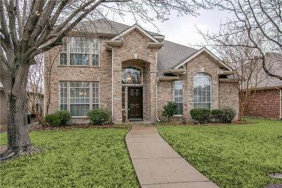 Rockwall Single Family Home Active Option Contract: 1905 Crestlake Drive
