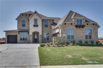 Rockwall Single Family Home For Sale: 997 Lazy Brooke Drive