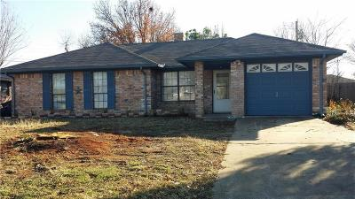 Sachse Residential Lease For Lease: 3814 Jewel Street