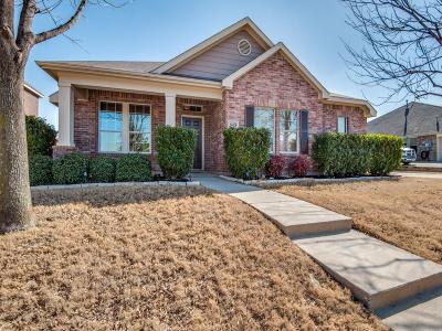 North Richland Hills Single Family Home Active Option Contract: 5618 Valhalla Drive