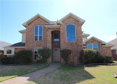 Carrollton Single Family Home For Sale: 2104 Cedar Circle