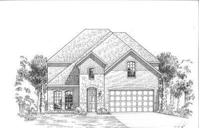 Mckinney Single Family Home For Sale: 4617 Del Rey Avenue