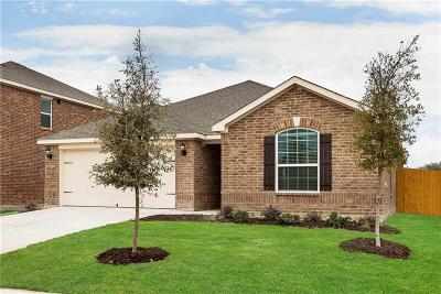 Anna Single Family Home For Sale: 137 Curt Street