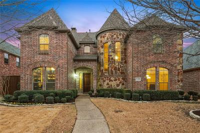 Carrollton Single Family Home For Sale: 4005 Freshwater Drive