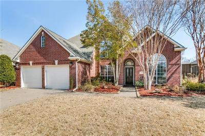 Single Family Home Active Option Contract: 9300 Longview Drive