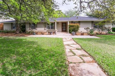 Single Family Home Active Option Contract: 3777 Whitehall Drive