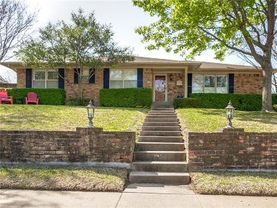 Single Family Home For Sale: 9834 Broken Bow Road