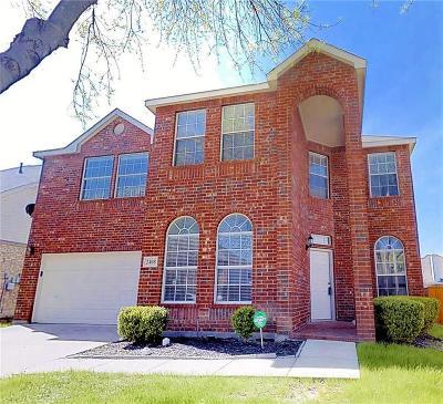 McKinney Single Family Home For Sale: 2408 Pharr Drive
