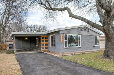 Dallas Single Family Home For Sale: 10316 Estacado Drive