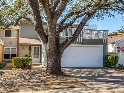 Euless Townhouse Active Option Contract: 1330 El Camino Real