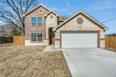 Dallas County Single Family Home For Sale: 2771 McKinney Drive