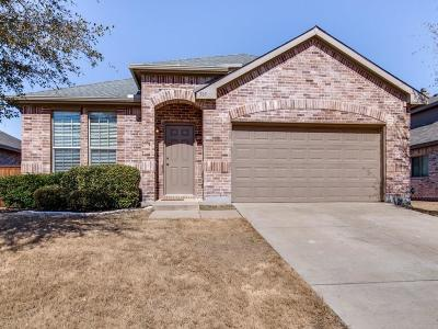 Melissa Single Family Home For Sale: 507 Teal Lane