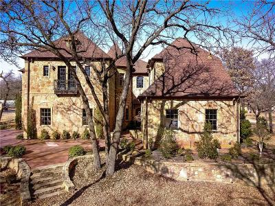 Keller Single Family Home For Sale: 1601 Knox Road