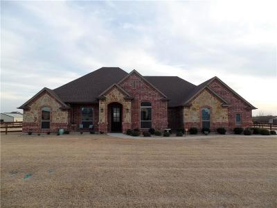 Justin Single Family Home For Sale: 12921 Rustic River Pass
