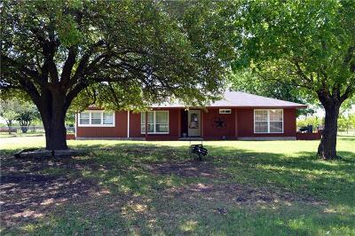 Red Oak Single Family Home For Sale: 1100 Pierce Road
