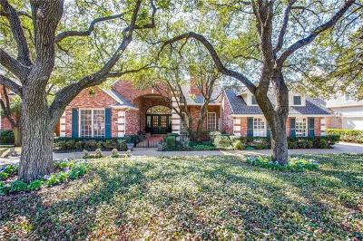 Allen, Celina, Dallas, Frisco, Mckinney, Melissa, Plano, Prosper Single Family Home For Sale: 5516 Frankford Court