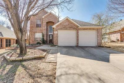 Single Family Home For Sale: 1662 Knoll Ridge Circle