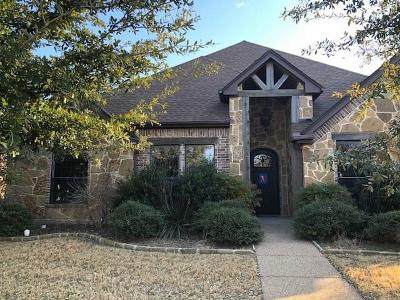 Weatherford Single Family Home For Sale: 1010 Reata Drive