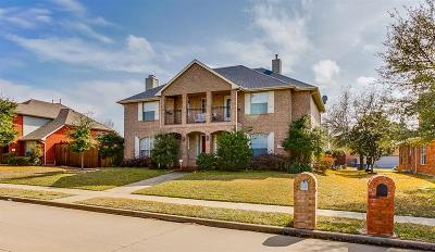 Frisco Single Family Home For Sale: 8313 Tanglerose Drive