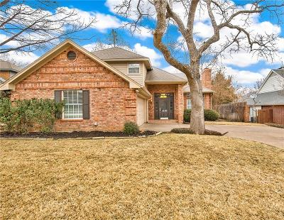 Grapevine Single Family Home Active Option Contract: 2806 Live Oak Drive