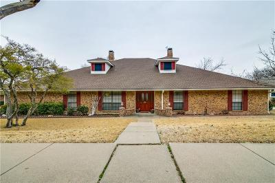Garland Single Family Home Active Contingent: 2709 Country Valley Road