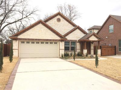 Irving Single Family Home Active Kick Out: 341 Lucille Street