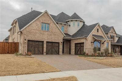 Frisco Single Family Home For Sale: 3923 Idlebrook Drive