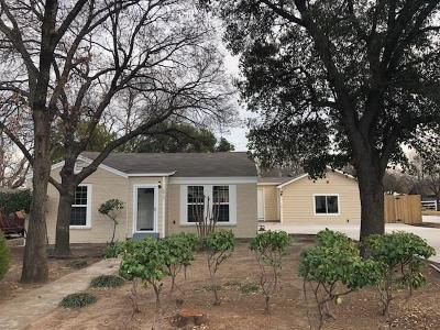 Richland Hills Single Family Home Active Contingent: 6912 Hardisty Street