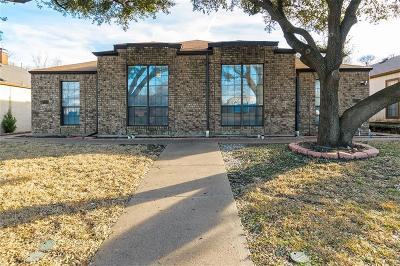 Dallas Half Duplex For Sale: 6240 Winton Street